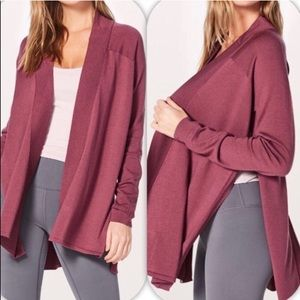 • Lululemon • Blissfully Zen Cardigan Sweater 4